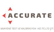 ACCURATE MUAYENE TEST VE KALİBRASYON HİZ.TİC.LTD ŞTİ.